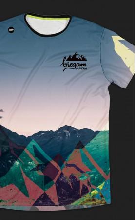 biegam w górach