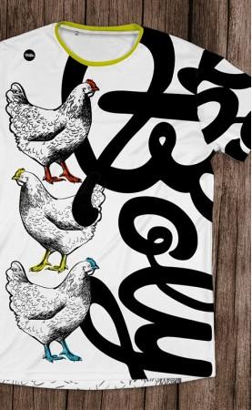 biegowa kura