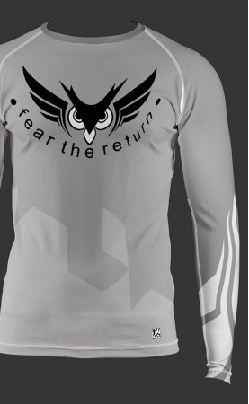 Fear the Return - rashguard
