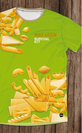survival kit - makaron