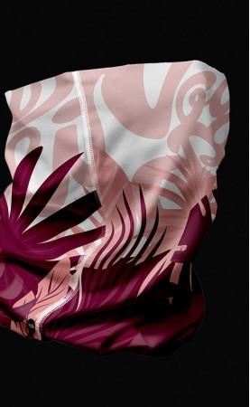 komin rdzawy hibiskus