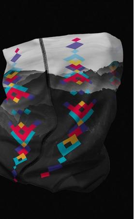 komin góry piksele