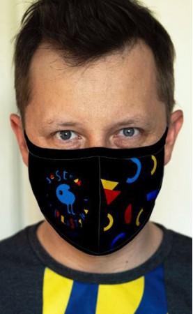 Liceum Plastyczne - maska