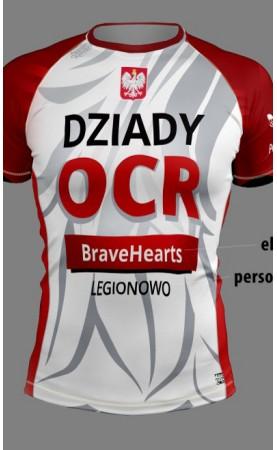 DZIADY OCR - rashguard