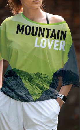 mountain lover oversize