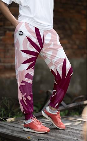 palmy luźne spodnie