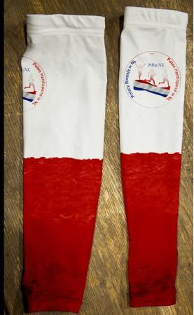 Polacy Biegają w NL - rękawki