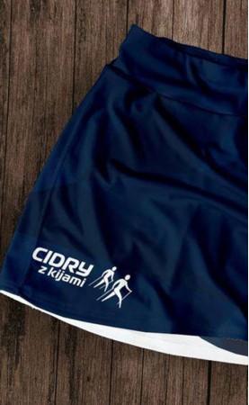 cidry z kijami spódniczka
