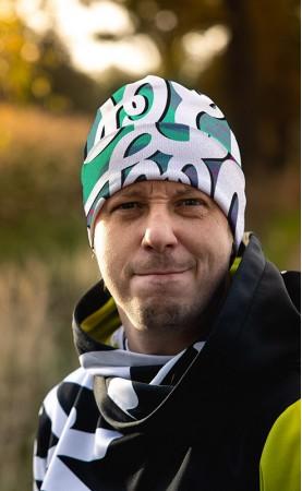 copy of czapka zielono czarna