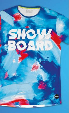 snowboard paint