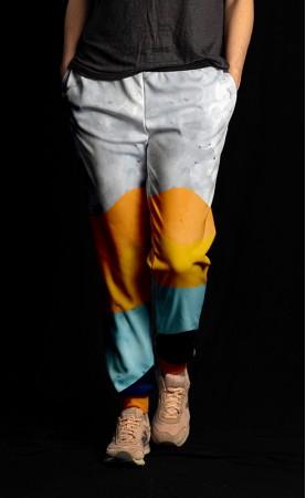 impreswschód spodnie dresowe