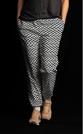 kafelky spodnie dresowe