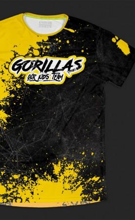 Gorillas koszulka