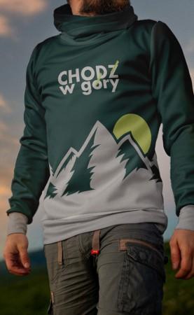 chodź w białe góry bluza
